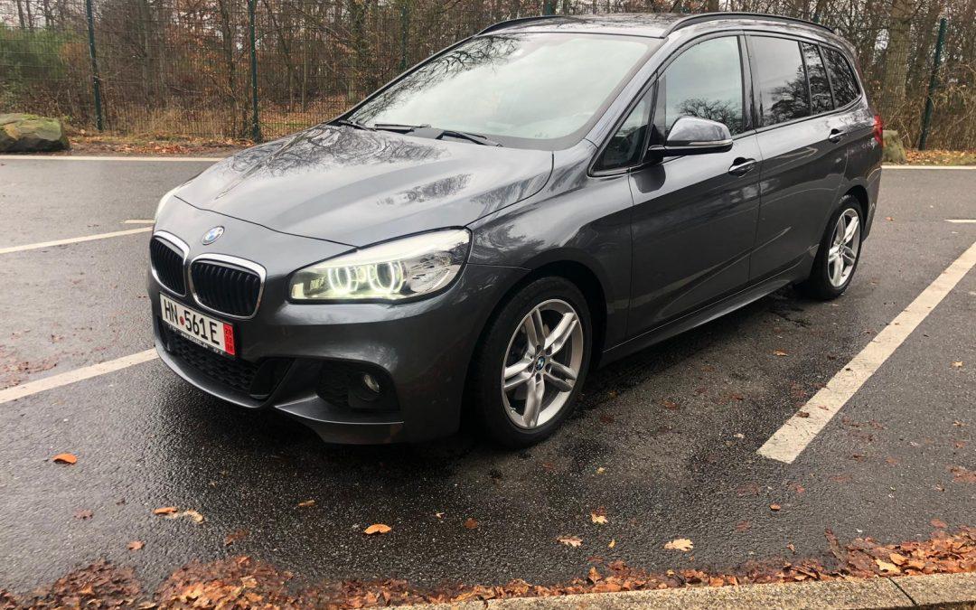 BMW serie 2 Grand Tourer