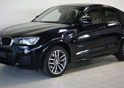 BMW X4 xdrive M