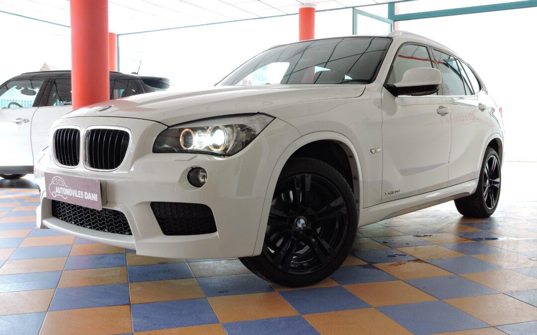 BMW X1 XDRIVE M PAKET