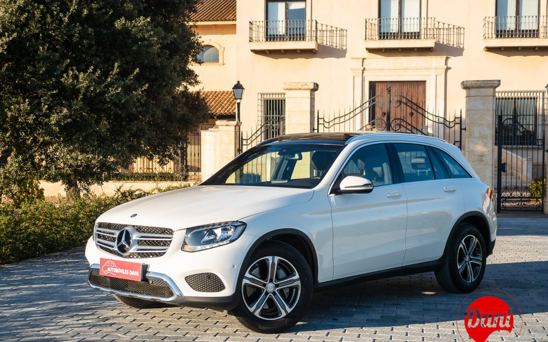 MERCEDES BENZ GLC 220D EXCLUSIVE