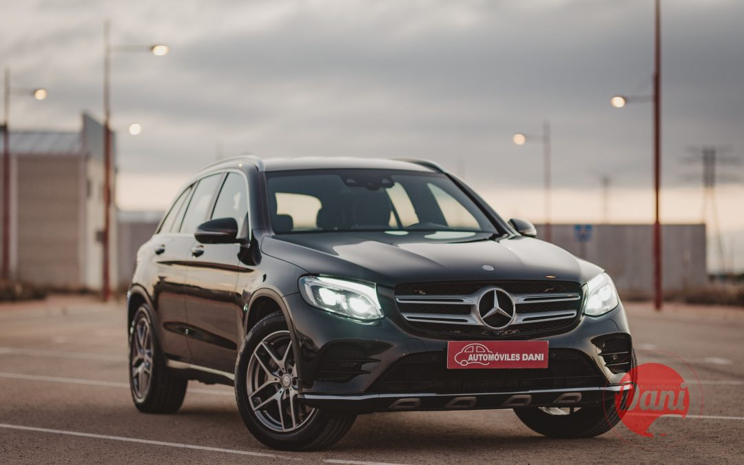 MERCEDES BENZ GLC 220D AMG