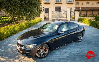 BMW 420D GRAN COUPE M